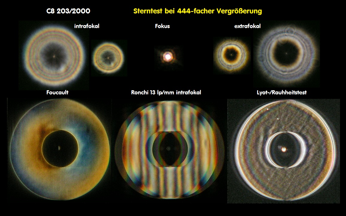 Astro foren.com d033 c8 von teleskop spezialisten optisch sehr gut