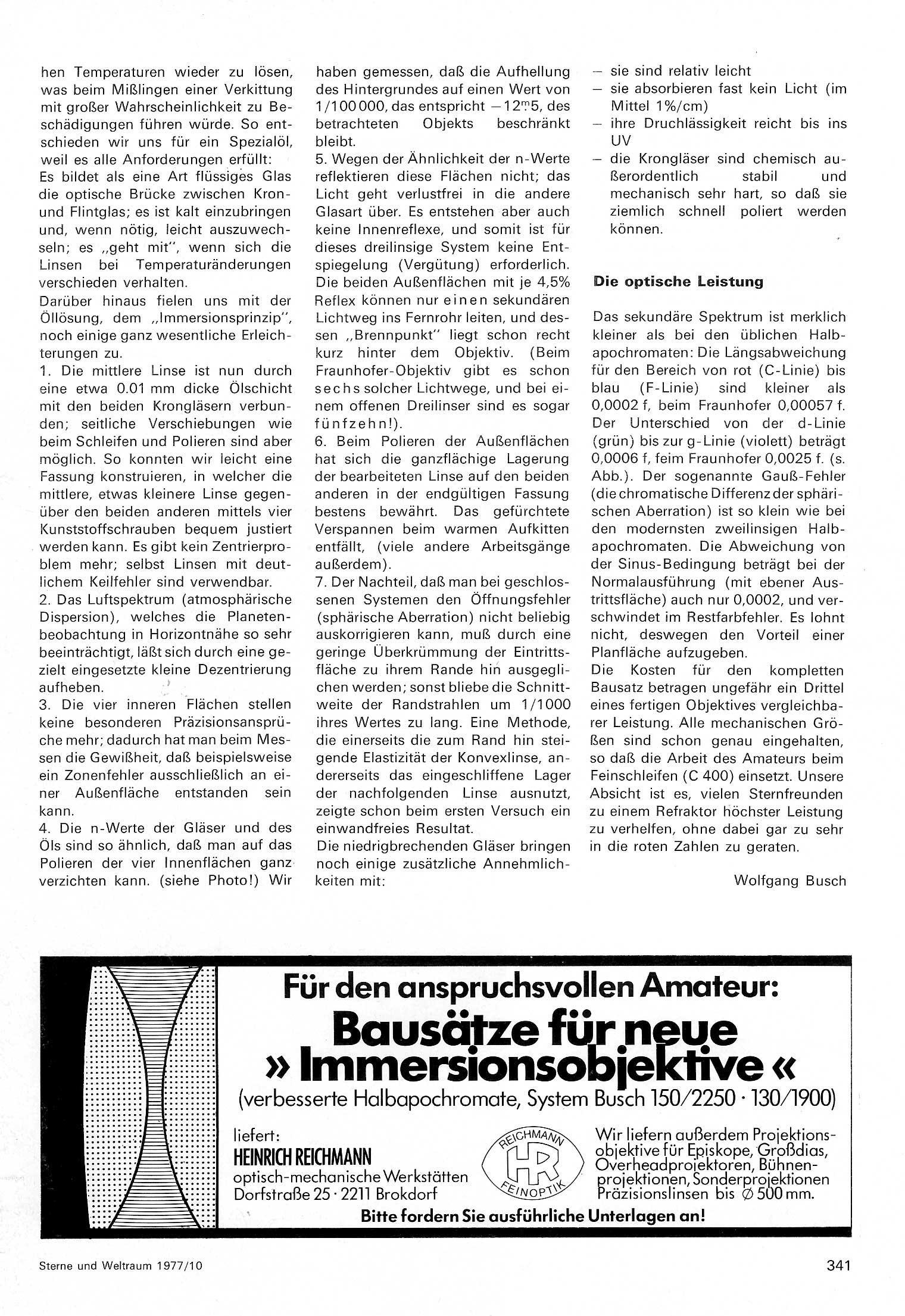 astro foren A009 RC Wert bei Lichtenknecker 23 August 2006
